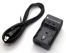 BC-VW50 Battery Charger F Sony DSC-S30 DSC-S50 DSC-S70 DSC-S75 DSC-S85 MVC-CD200