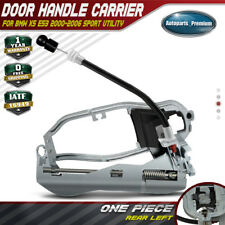 Door Handle Carrier for BMW E53 X5 Outer Rear Left LH Driver 51228243635Side