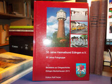 Edingen Neckarhausen - 50 Jahre Heimatbund / Ortschronik Vereine 2013