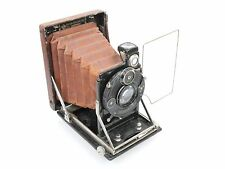 KW Patent Etui II 6,5 x 9 braun Unofokal 4,5/10,5 very rare brown version
