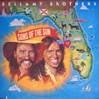 Bellamy Brothers - Sons Of The Sun (EX/EX) [08-1232] vinyl LP