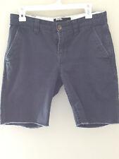 Mens BDG Navy Shorts size 30