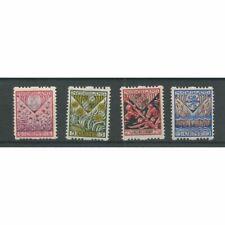 Nederland R78-81 Kind 1927 MNH/postfris  CV 90 €