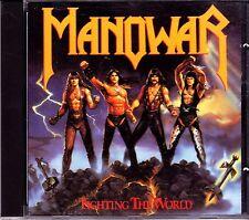Manowar-Fighting The World cd album