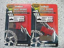 Kool-Stop disc brake replacement pads KS-D600 shimano XT Grimeca & more