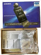 Sekonic L-478D LiteMaster Pro Light Meter