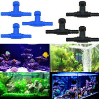 Aquarium Airline Regulator Pump Air Line Tube Flow Control Valve For Fish Tank