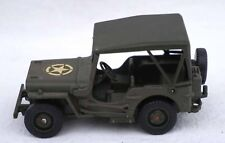 SOLIDO JEEP WILLYS US ARMY 1322