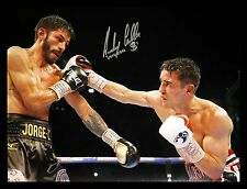 *New* Anthony Crolla Hand Signed 12x16 Boxing Photograph : B