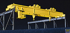 More details for walthers cornerstone heavy duty overhead crane building kit ho gauge wh933-3150