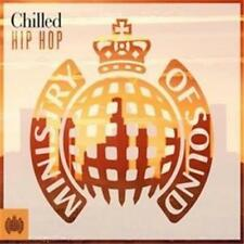 MINISTRY OF SOUND Chilled Hip Hop 2CD BRAND NEW Digipak