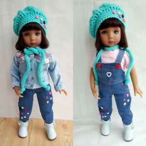 """Outfit  for Diana Effner Little Darlings 13"""""""