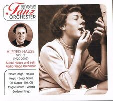 "DIE GROSSEN ALLEMAND Orchestre DE DANSE ""Alfred Hause & Tango de Radio Orchestre"