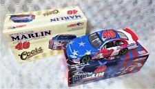Sterling Marlin #40 2001 American Pride Dodge Intrepid R/T 1:24 Stock Car Action
