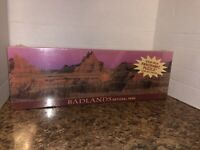 Badlands National Park, 500+ Piece Panoramic Puzzle by Impact 11.5 x 33.5