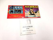 DEMO ALCATRAZ / INFOGRAMES  / ATARI ST