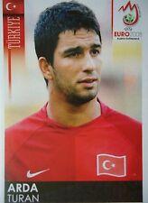 Panini 137 Arda Turan Türkei UEFA Euro 2008 Austria - Switzerland