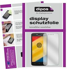 2x Lenovo Moto C Screen Protector Protection Crystal Clear dipos