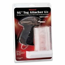 Monarch Tag Attacher Kit - Gun, Tag, Fastener - 1each - Teal (MNK925046)