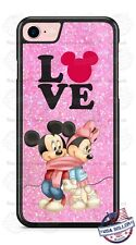 Animated Mickey Mouse Phone Case Cover For iPhone Samsung Google LG etc