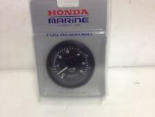 HONDA Tacho & Hourmeter Premier Gauge 66197FE Teleflex,VeeThree,USA Made 842162