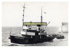 rp8874 - German Tug - Fairplay I , built 1951 - photo 6x4