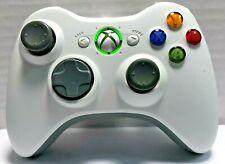 Microsoft Xbox 360 Wireless Controller White X807968-001