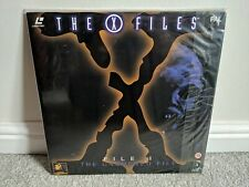 The X Files File 1 the unopened fil Laserdisc LD PAL