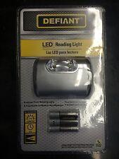 2 Defiant LED Reading Lights