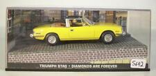 James Bond 007 Collection 1/43 Triumph Stag - Diamonds are forever in Box #5642