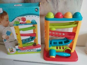 Pound & Play hammer/ball activity toy