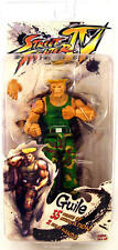 "STREET FIGHTER IV 20th ANNIVERSARIO 7"" Action Figure-Astuzia NECA CAPCOM"