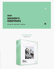 [ PRE-ORDER ] BTS 2020 SEASON'S GREETINGS Full Package+Mouse Pad Tracking Sealed