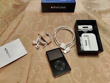 Apple iPod Classic 5th Generation 60GB schwarz/silber