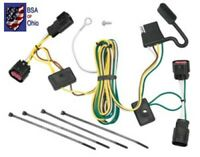 Trailer Hitch Wiring Tow Harness For Chevrolet Traverse 2009 2010 2011 2012