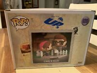 NYCC 2020 Funko Pop 979 Disney Pixar's UP Carl And Ellie Shared Sticker IN HAND