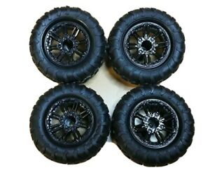 "Tires(3.75""), New Bright baja & truck RC-black on black--"