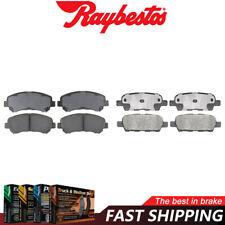 Raybestos SGD855AC Service Grade Ceramic Disc Brake Pad Set