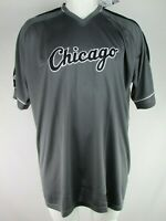 Chicago White Sox MLB Majestic Men's Big & Tall Short-Sleeve Shirt