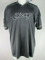 Chicago White Sox MLB Majestic Men's Big & Tall Short-Sleeve Shirt