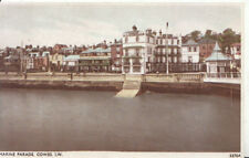 Isle of Wight Postcard - Marine Parade - Cowes - Ref 5507A