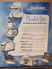 1946 Sunbeam The Best Electrical Appliances Made Advertisement photo
