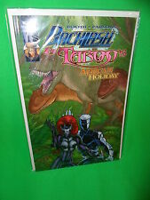 Backlash & Taboo's African Holiday Wildstorm Booth Parsons 1999 1st Print Comic