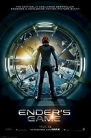 ENDER'S GAME MOVIE POSTER ~ WINDOW 24x36 Advance Teaser Asa Butterfield