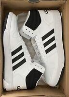 New Adidas Classic Hip Hop Run DMC Hip Hop Hoops Sneakers Mid Top 12