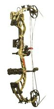 New 2015 PSE Bow Madness 30 RTS Compound Bow Pkg 60# LH Mossy Oak Infinity Camo