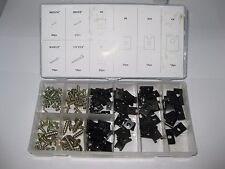 170 PIECE SPEED NUTS AND SCREW ASSORTMENT EUREKA GRAB KIT (FD-SPEED-NUTS)