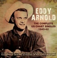 The Complete US Chart Singles 1945-62 [Box] by Eddy Arnold (CD, Jun-2014, 3 Discs, Acrobat Music)