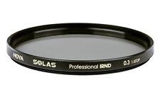 Hoya SOLAS 49mm Professional IRND 0.3 1-STOP Premium ND Filter Authorized Dealer