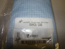Vidaro Cleanroom Pullover Hood, X-Large, Cleaned and Sealed